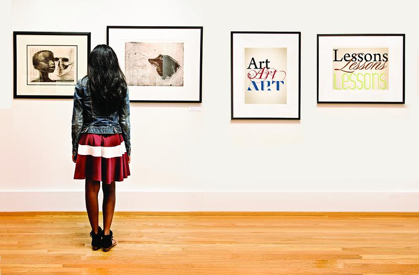 A SHORT HISTORY OF ART