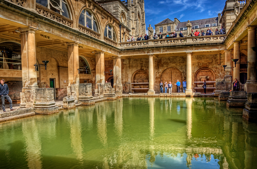 THINGS TO DO IN BATH AND THE UK